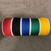 Black 4mm Polypropylene Slipstream Cord